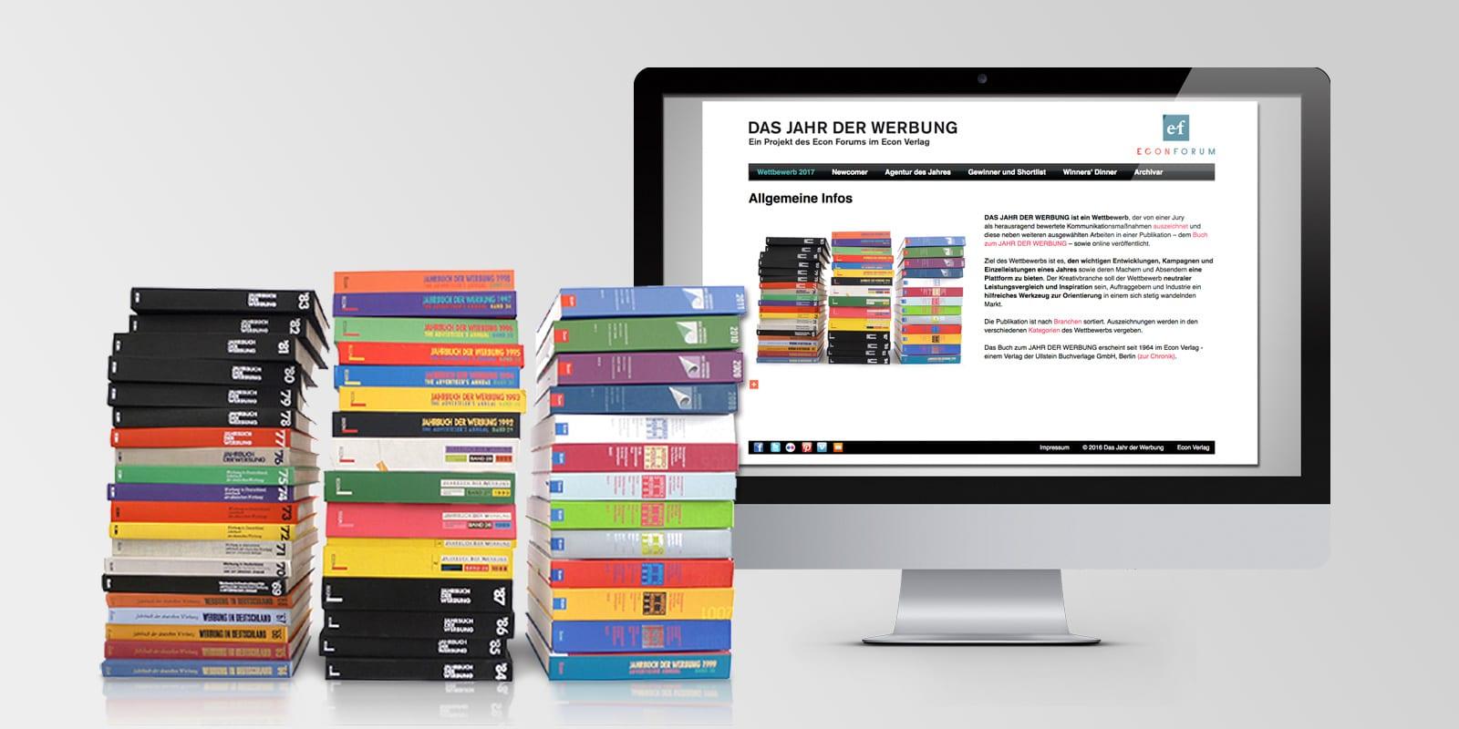 Jahrbuch der Werbung – 2 x 2017