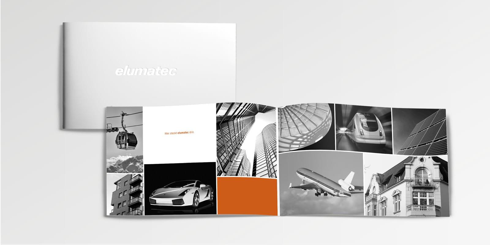 elumatec – Imagebroschüre
