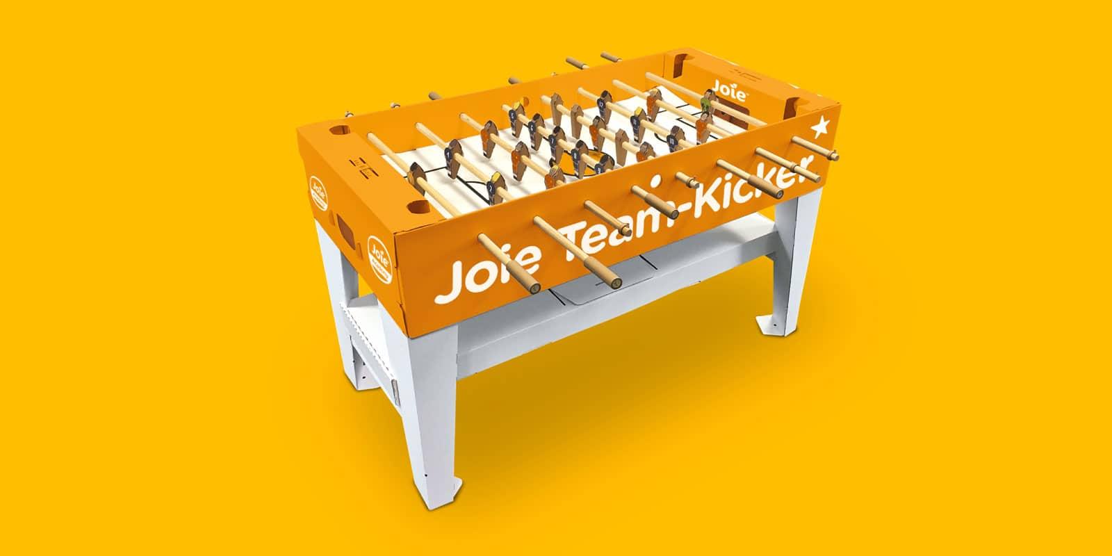 Joie – Händlermotivationsprogramm Joie Academy