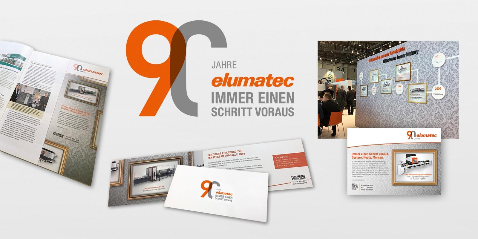 Elumtatec - 90 Jahre Kampagne