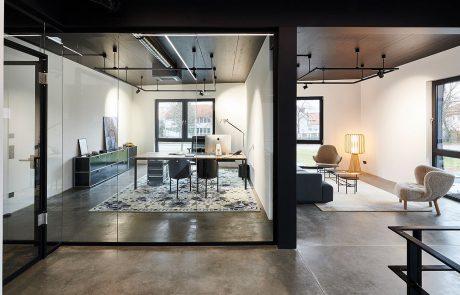 Fmk & Fact #43 | Büro und Chillingroom