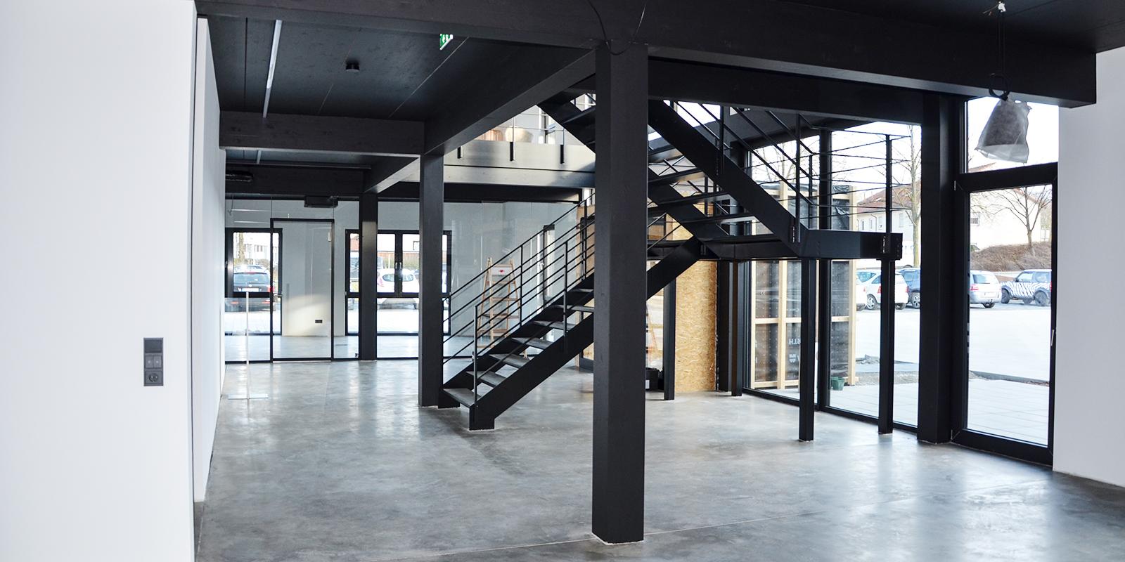 Januar 2020 | Das Treppenhaus